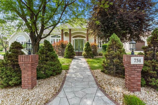 734 Rossum Drive, Loveland, CO 80537 (#8827855) :: The Griffith Home Team