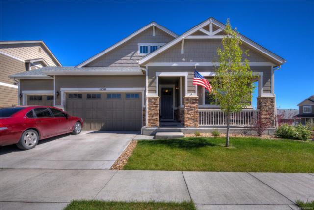16361 E 100th Avenue, Commerce City, CO 80022 (MLS #8827979) :: Kittle Real Estate