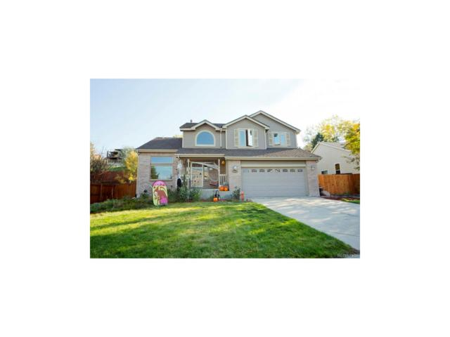 11932 W 56th Circle, Arvada, CO 80002 (#8827986) :: The Dixon Group