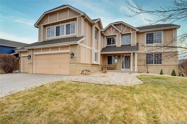 10916 Benton Place, Parker, CO 80134 (#8828154) :: Colorado Home Finder Realty