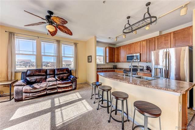 8467 Canyon Rim Circle #207, Englewood, CO 80112 (MLS #8828419) :: 8z Real Estate