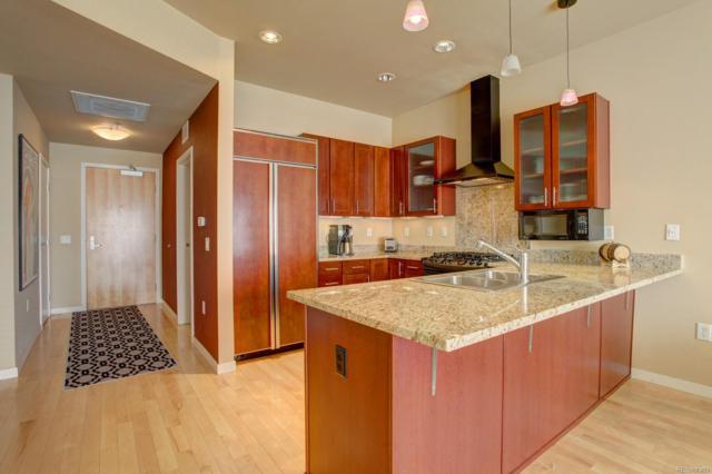 1438 Little Raven Street #106, Denver, CO 80202 (#8828846) :: 5281 Exclusive Homes Realty