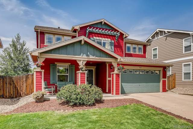 827 Turpin Way, Erie, CO 80516 (MLS #8829090) :: 8z Real Estate