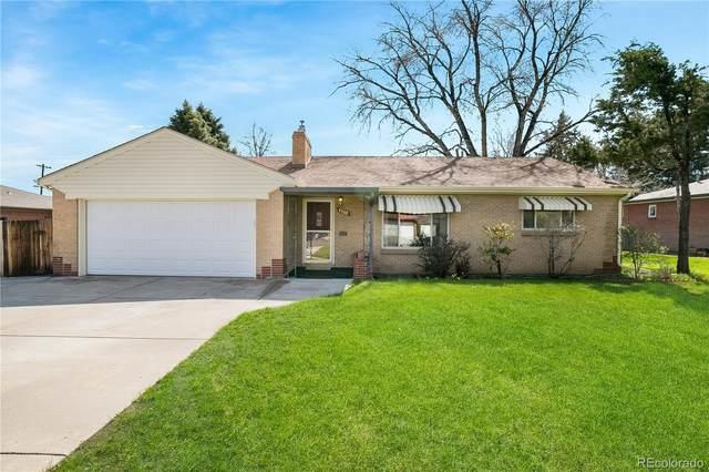 4560 Teller Street, Wheat Ridge, CO 80033 (#8829133) :: The HomeSmiths Team - Keller Williams