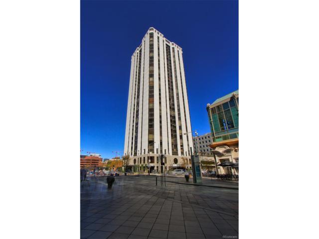1625 Larimer Street #3206, Denver, CO 80202 (MLS #8829606) :: 8z Real Estate