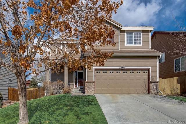 22059 E Belleview Place, Aurora, CO 80015 (#8829611) :: Venterra Real Estate LLC