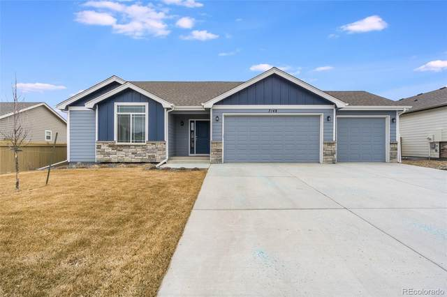 7148 Sage Meadows Drive, Wellington, CO 80549 (#8829872) :: Finch & Gable Real Estate Co.