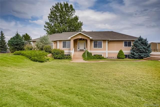 12700 N 1st Street, Parker, CO 80134 (MLS #8829971) :: 8z Real Estate