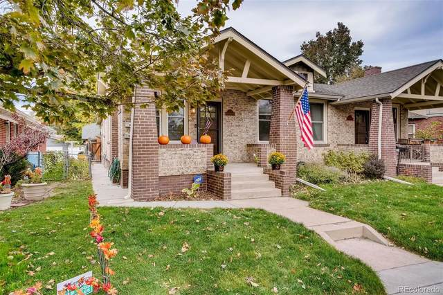 1957 S Logan Street, Denver, CO 80210 (#8830115) :: James Crocker Team