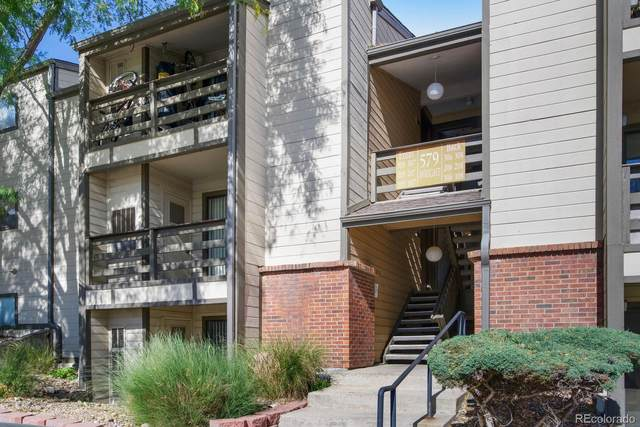 579 Wright Street #105, Lakewood, CO 80228 (MLS #8830304) :: 8z Real Estate