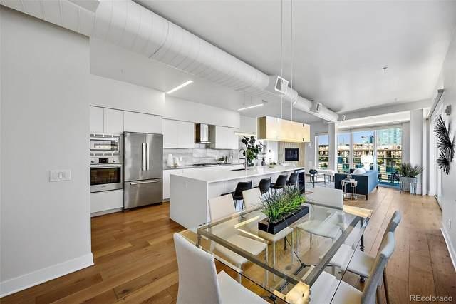 1737 Central Street #401, Denver, CO 80211 (#8830494) :: Finch & Gable Real Estate Co.