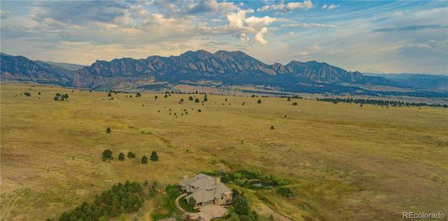 3200 S Foothills Highway, Boulder, CO 80303 (#8830520) :: The Dixon Group