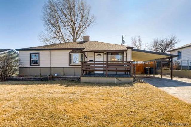 1980 Cedar Court, Thornton, CO 80229 (#8830625) :: My Home Team