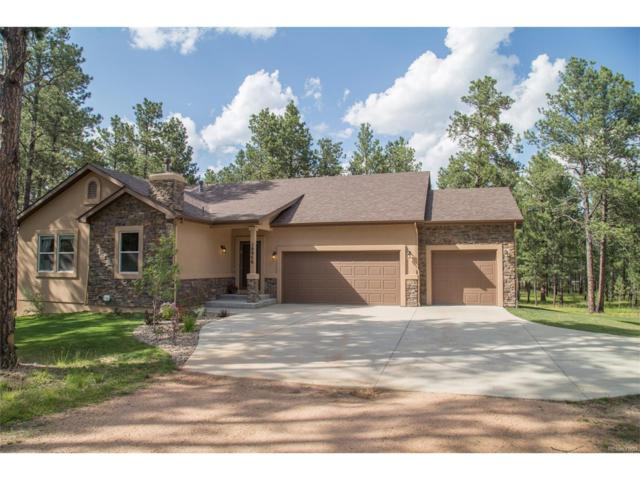 10956 Silver Mountain Point, Colorado Springs, CO 80908 (MLS #8830732) :: 8z Real Estate
