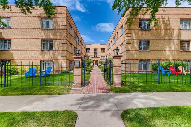 1519 Ivy Street #2, Denver, CO 80220 (#8831358) :: Re/Max Structure