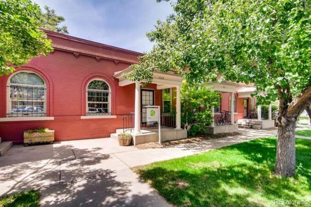 1028 28 Street, Denver, CO 80205 (#8831503) :: The Heyl Group at Keller Williams