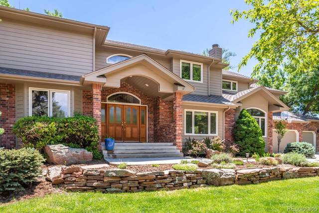 4962 Country Club Way, Boulder, CO 80301 (MLS #8831914) :: 8z Real Estate