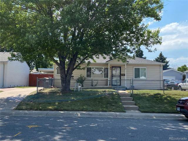 1435 S Utica Street, Denver, CO 80219 (MLS #8832048) :: 8z Real Estate
