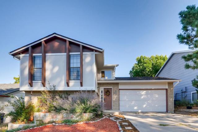 2001 Vineyard Drive, Castle Rock, CO 80104 (MLS #8832070) :: 8z Real Estate