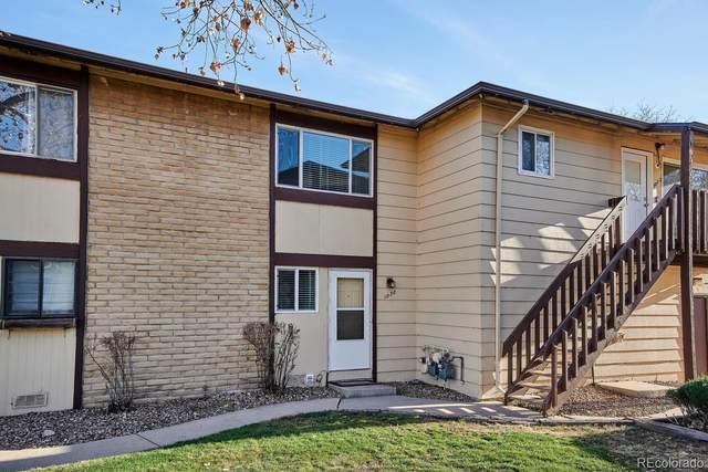 1070 Coronado Parkway S C, Denver, CO 80229 (#8832404) :: Stephanie Fryncko | Keller Williams Integrity