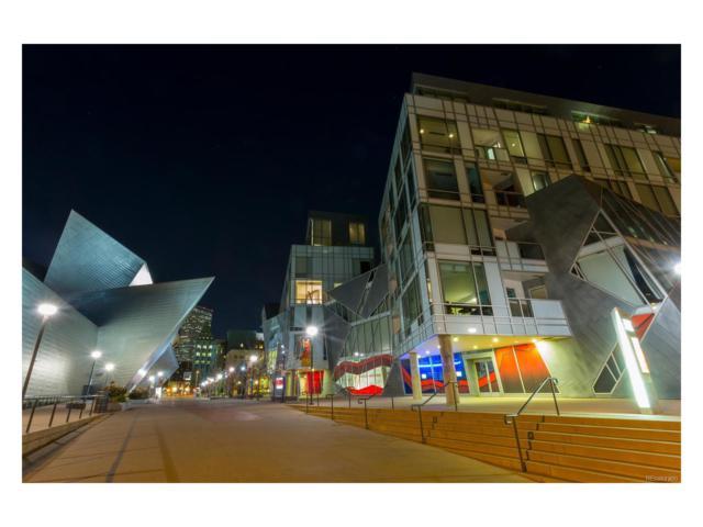 1200 Acoma Street #603, Denver, CO 80202 (MLS #8832658) :: 8z Real Estate
