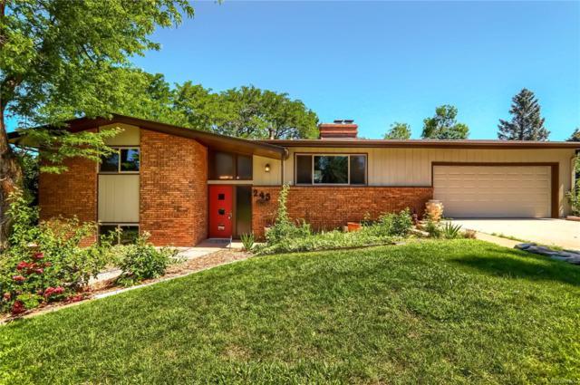 245 W Delaware Circle, Littleton, CO 80120 (MLS #8832970) :: 8z Real Estate