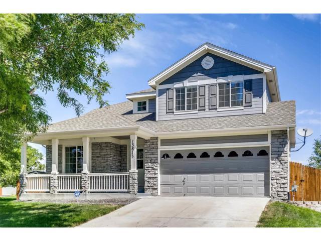13815 E 107th Avenue, Commerce City, CO 80022 (MLS #8833268) :: 8z Real Estate