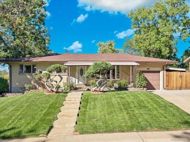 2909 S Zurich Court, Denver, CO 80236 (MLS #8833362) :: Find Colorado Real Estate