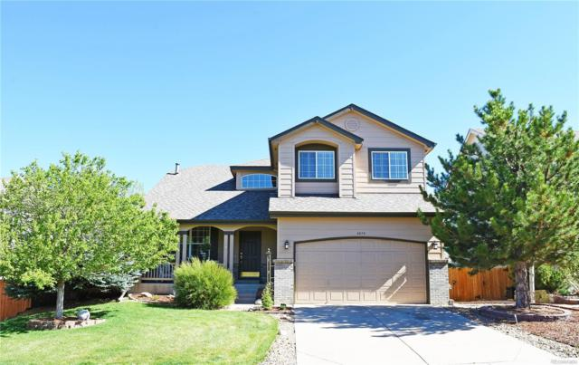 3675 Rawhide Circle, Castle Rock, CO 80104 (#8833462) :: The Heyl Group at Keller Williams