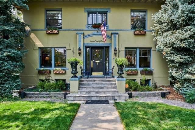 785 Fillmore Street, Denver, CO 80206 (#8833617) :: Wisdom Real Estate