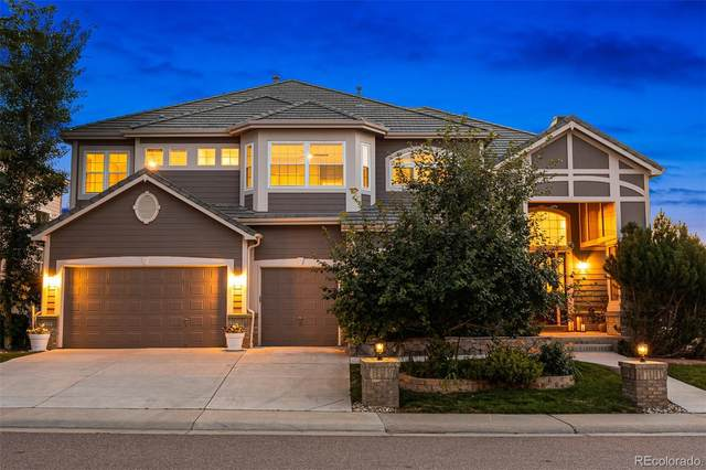10009 Longview Drive, Lone Tree, CO 80124 (#8833722) :: You 1st Realty