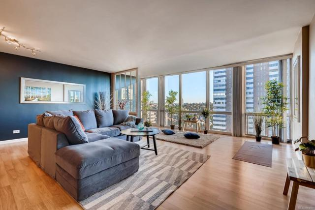 3100 E Cherry Creek South Drive #1403, Denver, CO 80209 (#8834112) :: The Heyl Group at Keller Williams