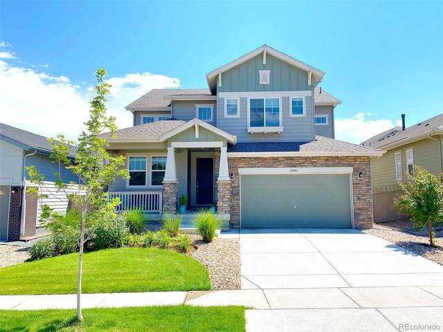 2086 S Saulsbury Court, Lakewood, CO 80227 (MLS #8834187) :: 8z Real Estate