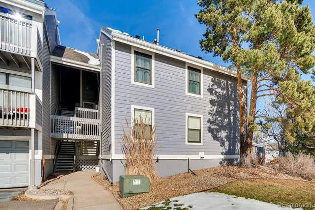 10349 E Peakview Avenue B, Englewood, CO 80111 (MLS #8834206) :: 8z Real Estate
