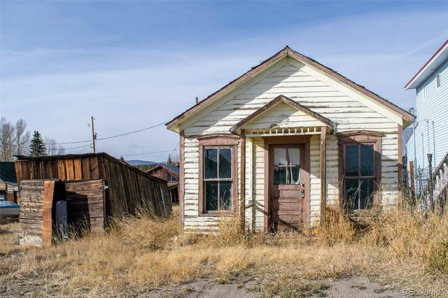 116 E 13th Street, Leadville, CO 80461 (MLS #8834262) :: 8z Real Estate