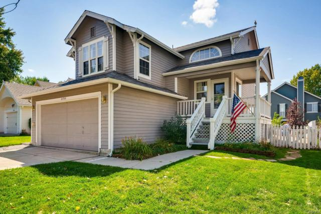 21732 Saddlebrook Drive, Parker, CO 80138 (#8834316) :: The Griffith Home Team