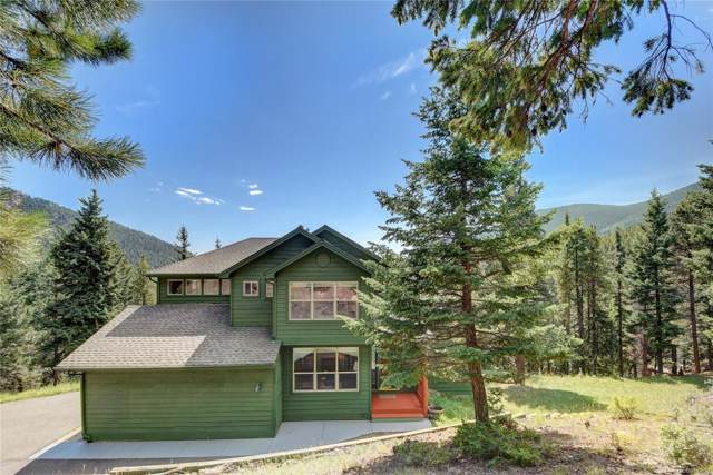 76 Pinewood Drive, Evergreen, CO 80439 (MLS #8834416) :: 8z Real Estate