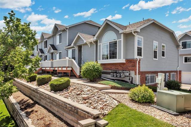 4190 E 119th Place A, Thornton, CO 80233 (MLS #8834418) :: Kittle Real Estate