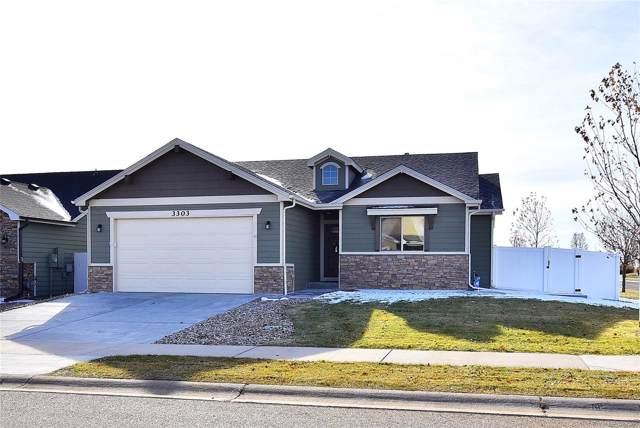 3303 Laguna Street, Evans, CO 80634 (MLS #8834632) :: Kittle Real Estate