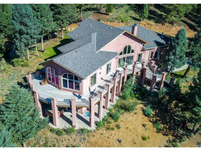 531 Lucky Lady Drive, Woodland Park, CO 80863 (MLS #8834687) :: 8z Real Estate
