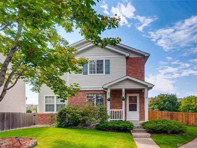 10700 Kimblewyck Circle #152, Northglenn, CO 80233 (MLS #8834769) :: Kittle Real Estate