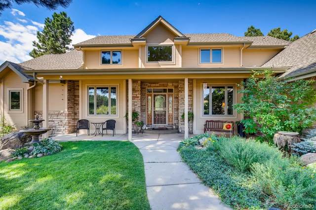 8939 Village Pines Circle, Franktown, CO 80116 (#8834848) :: The DeGrood Team