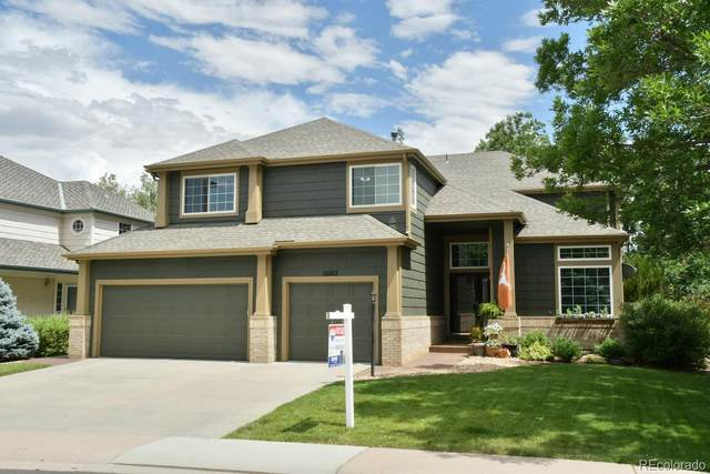 16163 Quarry Hill Drive, Parker, CO 80134 (MLS #8835972) :: 8z Real Estate