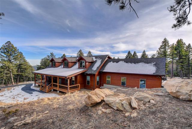 12948 Piano Meadows Drive, Conifer, CO 80433 (#8836835) :: Berkshire Hathaway Elevated Living Real Estate