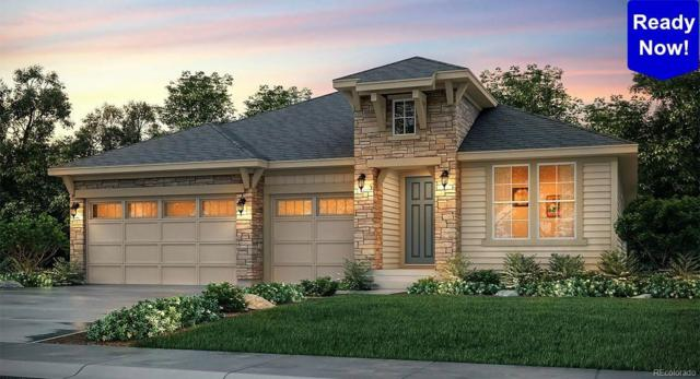 6952 Hyland Hills Street, Castle Pines, CO 80108 (#8836937) :: The Peak Properties Group