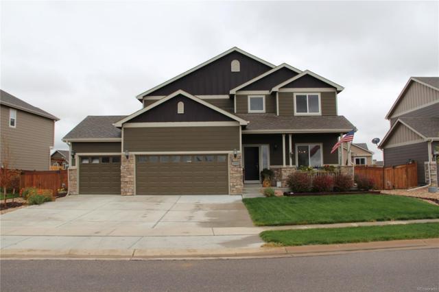 1805 Timber Ridge Parkway, Severance, CO 80550 (MLS #8837173) :: Kittle Real Estate