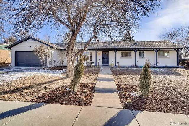 3250 S University Boulevard, Denver, CO 80210 (#8837188) :: The Gilbert Group