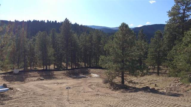 5277 Mountain Vista Lane, Evergreen, CO 80439 (#8837693) :: Harling Real Estate