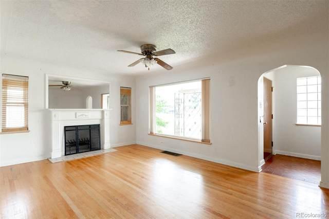 2 S Yates Street, Denver, CO 80219 (MLS #8838010) :: 8z Real Estate