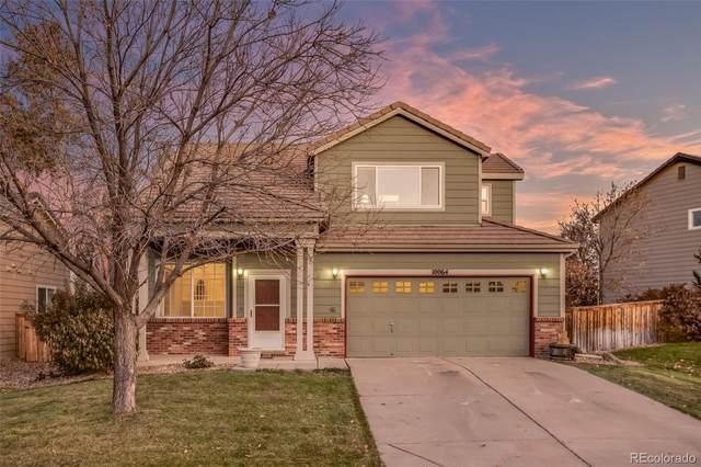 10064 Kingston Court, Highlands Ranch, CO 80130 (MLS #8838679) :: 8z Real Estate